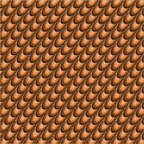 Orange - brown abstract background. Stock Photography
