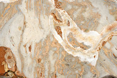Orange brown marble texture background Stock Photos