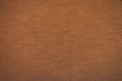 Orange-brown wall. With rough surfaces Stock Photo