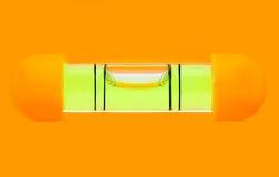 Orange building level Stock Photography