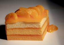 Orange cake Royaltyfria Bilder
