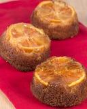 Orange Cake Stock Photo