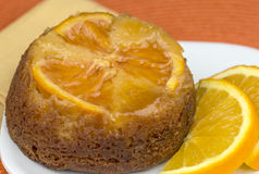 Orange Cake Royalty Free Stock Images
