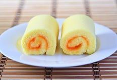 Orange Cake. Stock Image