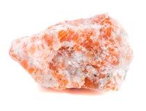 Orange Calcite Stock Photography