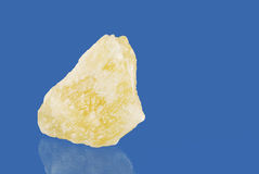 Orange Calcite Stock Photos