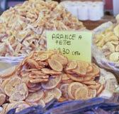 Orange candid fruit Royalty Free Stock Photography