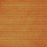 Orange canvas texture abstract  background Royalty Free Stock Photos