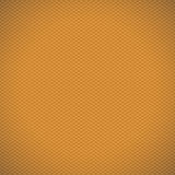 Orange carbon fiber texture background. Vector illustration Stock Images