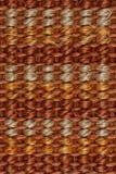 Orange carpet Stock Photography