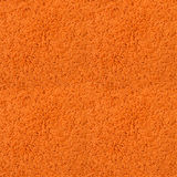 Orange carpet Stock Images
