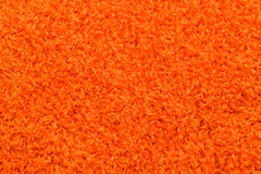 Orange carpet texture Royalty Free Stock Photography