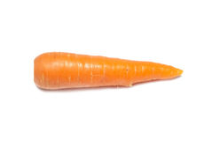 Orange carrot Royalty Free Stock Images