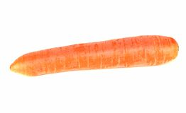 Orange carrot Royalty Free Stock Photo