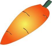 Orange carrots Stock Photos