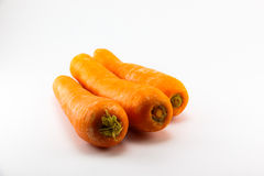 Orange carrots Stock Photo