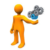 Mechanical Engineer Royalty Free Stock Images