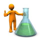 Chemist OK Stock Images