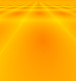 Orange cell background Royalty Free Stock Images