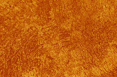 Orange cement Stock Photo