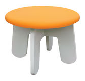The orange chair Royalty Free Stock Image