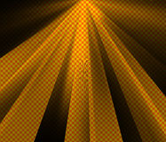 Orange Checkerboard Background Royalty Free Stock Images