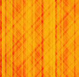 Orange checkered background Stock Photography