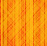 Orange checkered background Stock Photography