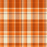 Orange checks Stock Photography