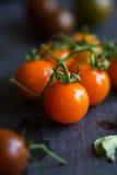Orange Cherry Tomatoes Stock Photos