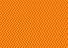 Orange chevron Royalty Free Stock Photo