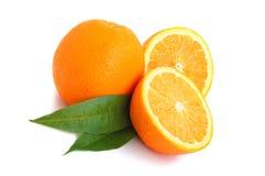 Orange Citrus Royalty Free Stock Photos