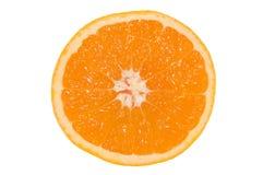Orange citrus Stock Image