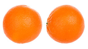 Orange citrus Royalty Free Stock Photos