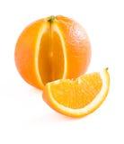 Orange citrus Stock Photography