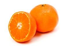 Orange citrus clementine Royalty Free Stock Image