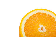 Orange citrus fruit Stock Images