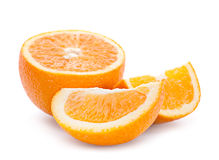 Orange citrus Stock Photography
