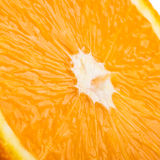 Orange close up Stock Image