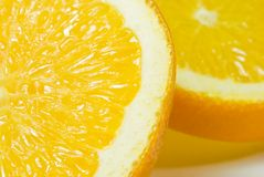 Orange Close-up (6) Stock Photos