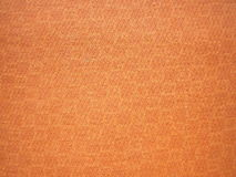 Orange cloth Royalty Free Stock Photo