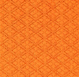 Orange cloth in Thai style Stock Photos