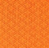 Orange cloth in Thai style Stock Photos