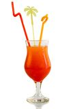 Orange cocktail Stock Photos