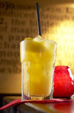Orange Cocktail Royalty Free Stock Photography