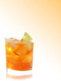 Orange Cocktail Royalty Free Stock Photos
