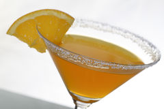 Orange cocktail and citrus 5 Stock Photos