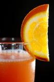 Orange coctail Royaltyfri Fotografi