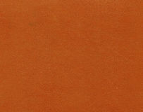 Orange color artificial leather pattern. Orange  color artificial leather pattern. Abstract background and texture for design Royalty Free Stock Image