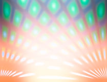 Orange color and blur view abstract background with line effect Royalty Free Stock Image